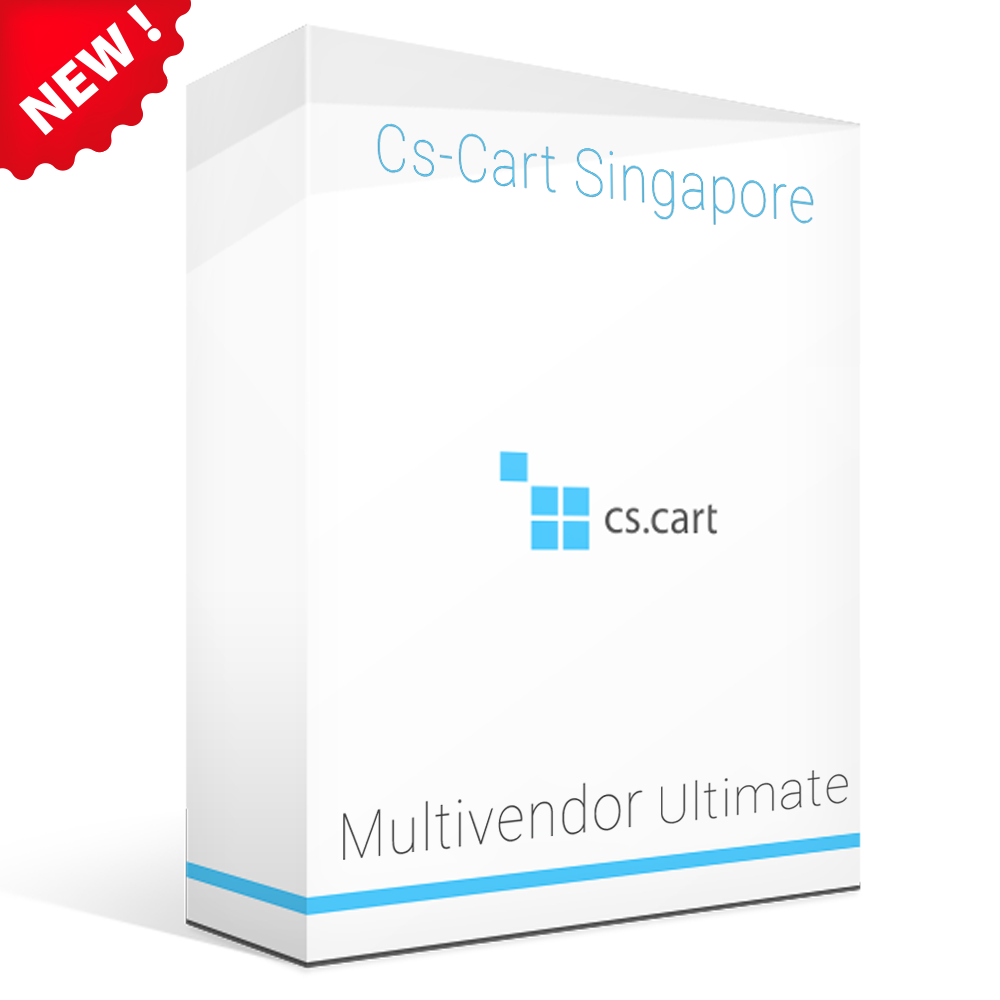 Cs-cart Multi Vendor Ultimate